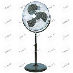 Ventilateur sur pied de diamètre 45 cm