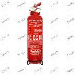 ABC, 2 kg pulver brandsläckare