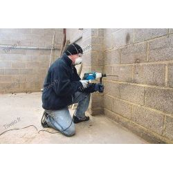 Impact drill with a power of 1050 w