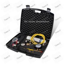 Kit azote pour la détection des fuites de climatisation