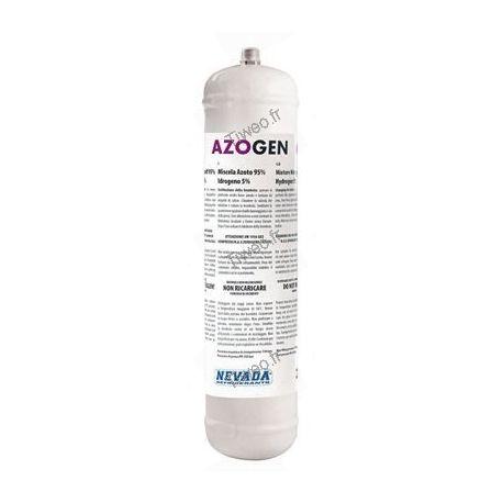 Bouteille d'Azote pour kit de détection de fuites climatisation