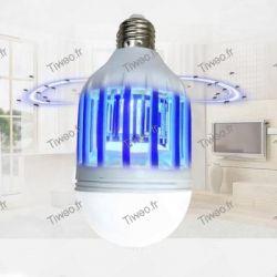 Ampoule anti moustique