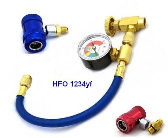Raccord climatisation pour gaz HFO 1234yf