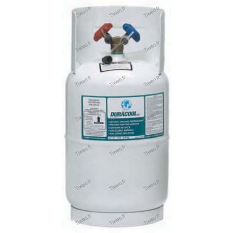 Gaz réfrigérant Duracool 22A de 5.4 Kg