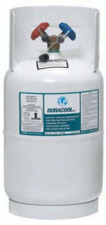 Refrigerante 22 Duracool tiene 9 Kg