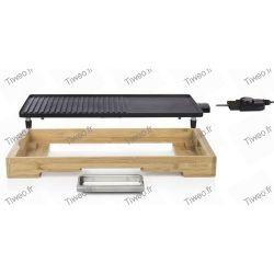 Plancha électrique de table décorative