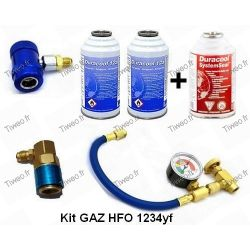 Ar condicionado anti-vazamento HFO 1234yf