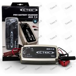 Battery charger intelligent 7A