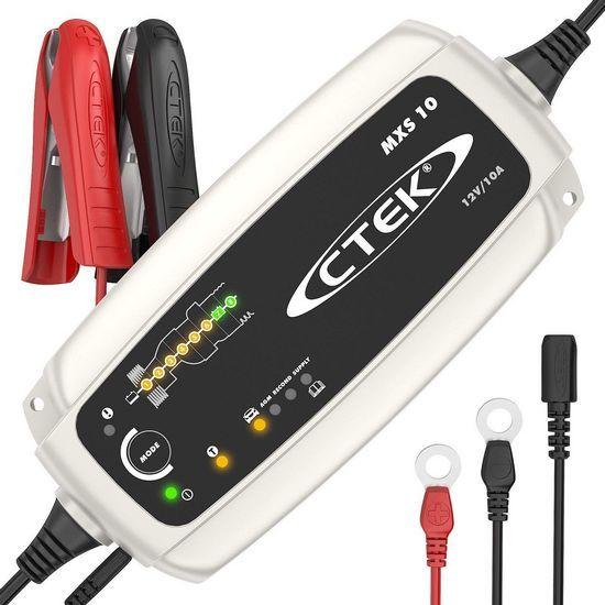 Carregador de bateria inteligente Tem 10