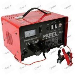 Batterie-ladegerät 12/24 V mit Boost-funktion 20 A