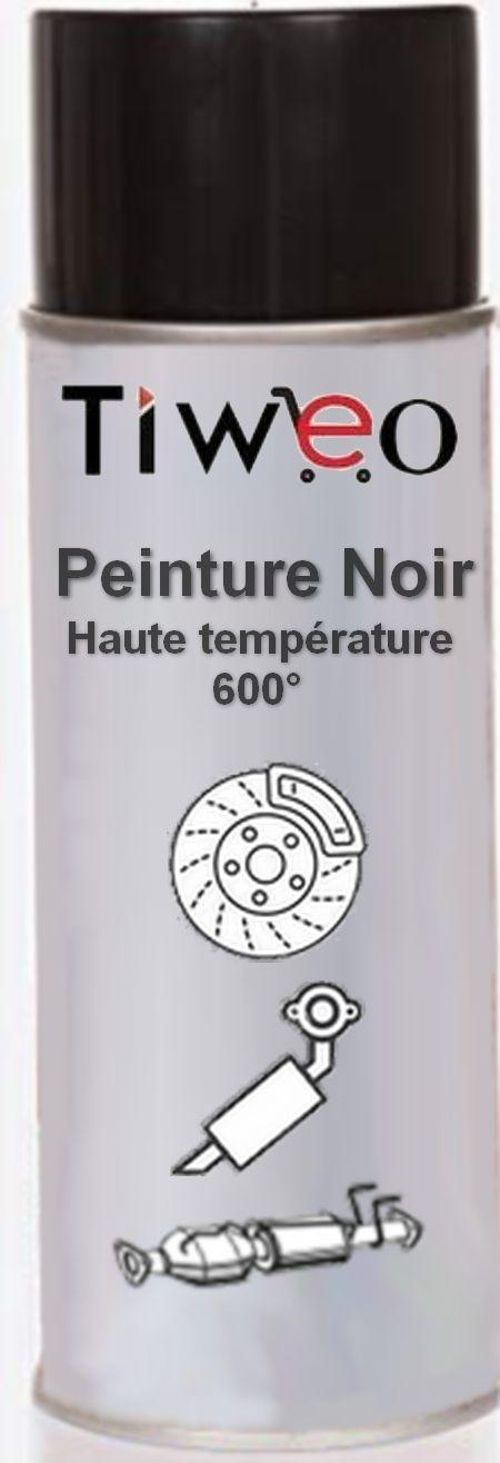 Pintura de alta temperatura de 600°