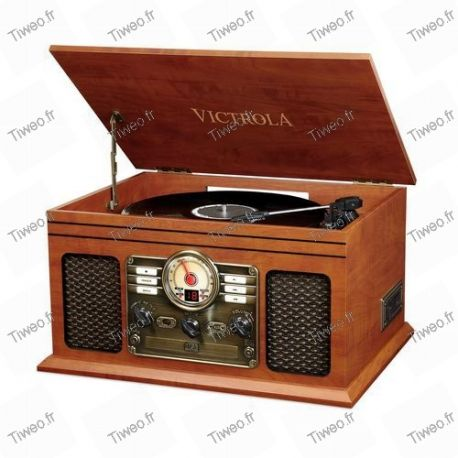 All Hi-fi Look retro with digital encoder