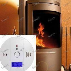 Detector de monóxido de carbono barato