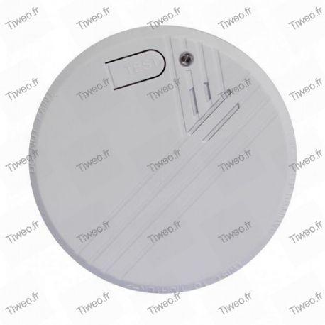 Mais barato detector de fumaça com bateria