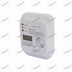 Détecteur de CO2, détecteur monoxyde de carbone
