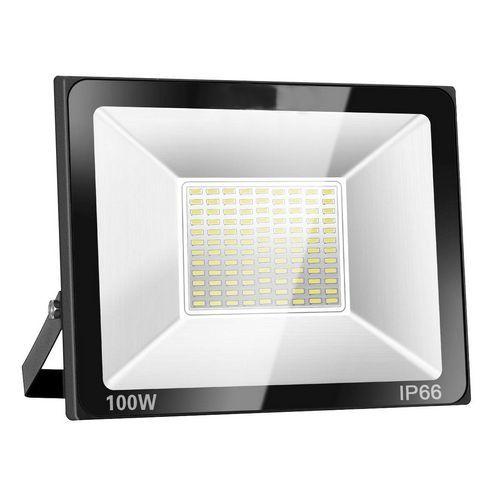 Projecteur LED 30W 60W 100W 150W 200W 400W blanc froid 6000K
