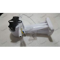 Motorized support for CCTV camera