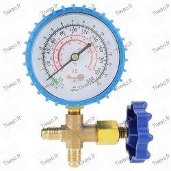 Medidores de ar condicionado R22 R134A R404A R502, R407