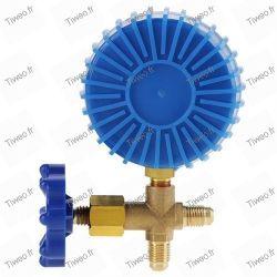 Manómetros de aire acondicionado R22 R134A R404A R502, R407