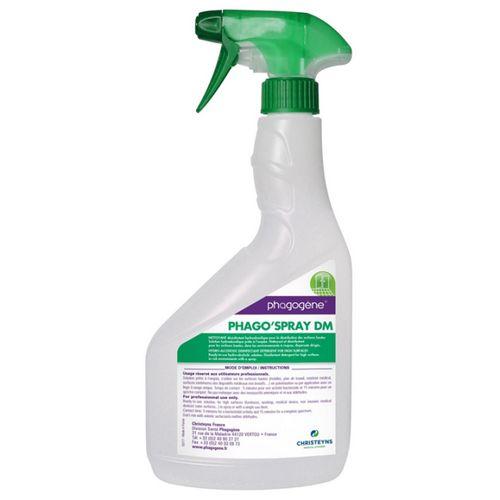 Limpador desinfetante profissional Phago'spray DM