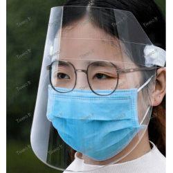 Viseira de coronavírus Viseira protetora Covid-19