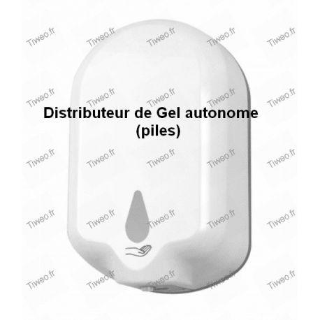 Distribuidor automático de gel hidroalcoólico