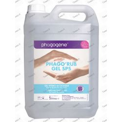 Gel hidroalcoólico para dispensador manual ou automático