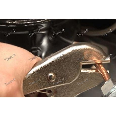 Pince à obturer pour cuivre