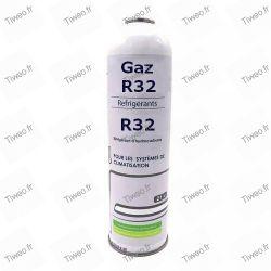Gas R32, Aufladen R32 für Klimaanlage und Kühlschrank