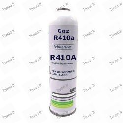 Gas R410a, Recharge R410 for air conditioning, R410a alternative gas