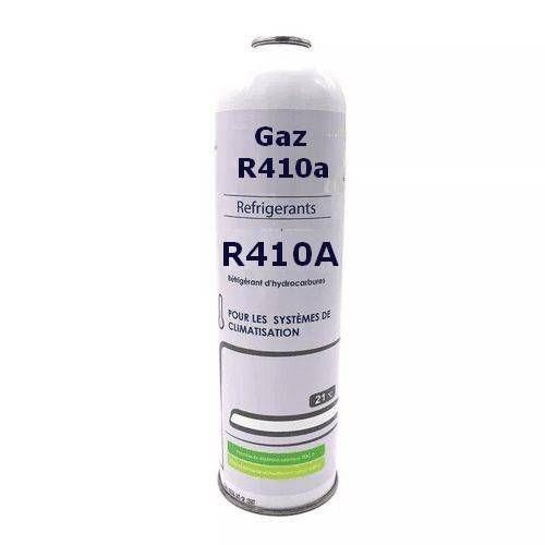 Gaz R410a, Recharge R410 pour climatisation, gaz de substitution R410a