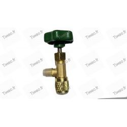 R600a valve valve