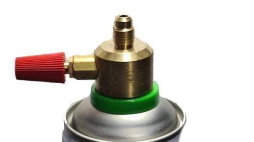 Ventil hochwertiger Wasserhahn für R600a Gasflasche