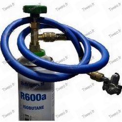 R600a fridge refill kit