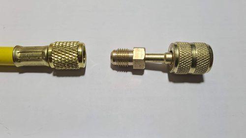 Adaptateur R410a, adaptateur R32 pour flexible de climatisation