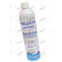 Gaz R600a, gaz pour frigo R600a