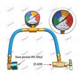 Flexible de recharge pour climatisation R1234yf