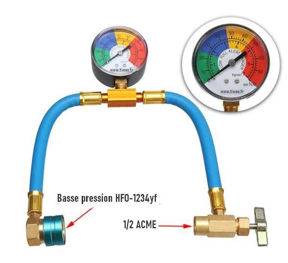 Auflade-Schlauch für Klimaanlage R1234yf