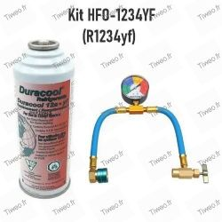 Kit recharge HFO 1234yf pour climatisation automobile