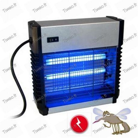 Anti-Insectes Electrique Pro 2x6W