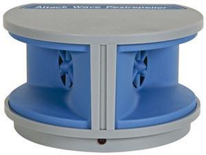 Repelente ultra-sônico variável automática