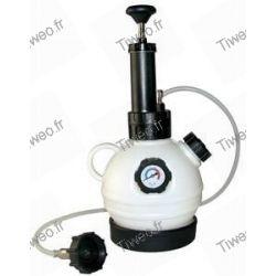 Eliminazione dei fogli inceppati per fluido pompa freno