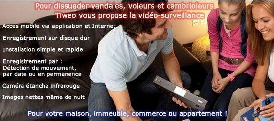 promo vid�o-surveillance, Vid�o-Surveillance, pack videosurveillance pas cher, cam�ra de surveillance, kit de vid�o-surveillance